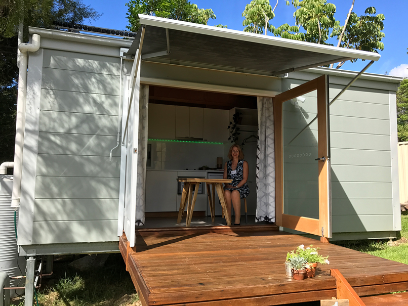 Tiny Homes, Big Outcomes