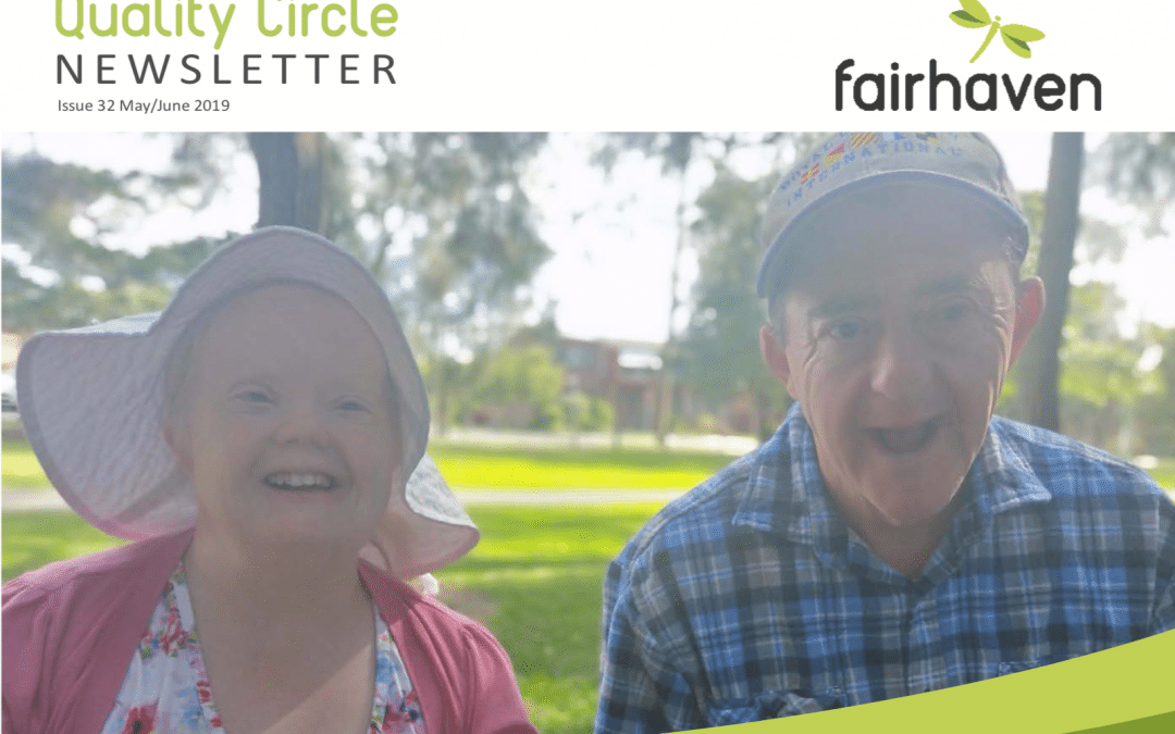 Quality Circle Newsletter – May/June 2019