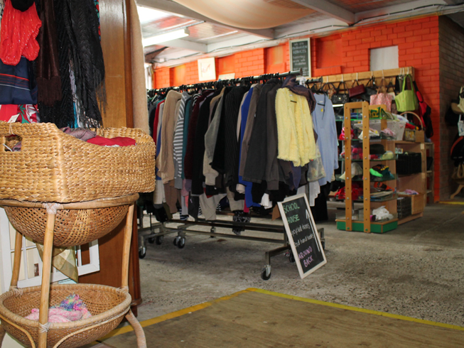 Donate goods, clothing and homewares at Fairhaven Services